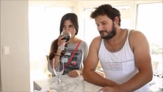 Kofola tasting in Uruguay