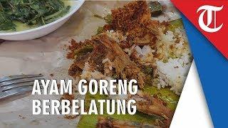 Video Pria Beli Ayam Goreng Via GrabFood, Ketika Dibuka Ada Ratusan Belatung di Daging dan Tulang