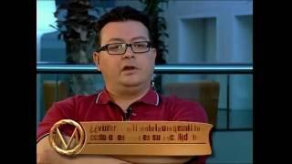 Misterium La montaña sagrada Entrevista a Jose luis Camacho