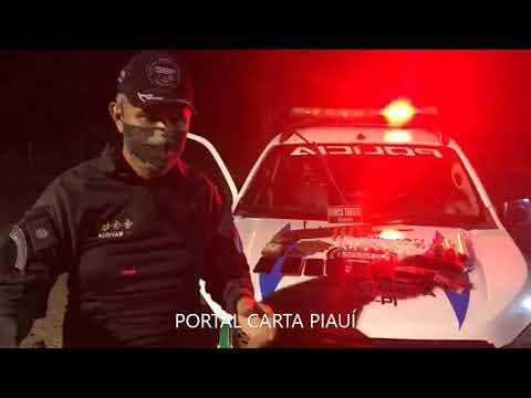 Força Tarefa prende suspeito de matar rival com tiros de pistola na zona sudeste de The