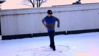 preview picture of video 'JumperKenny - Snow Shuffle [Melbourne Shuffle] in Neumünster NMS'