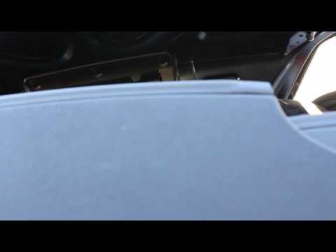 Rigging D Shape Panel Mercedes SLK350 R 171 Part 2
