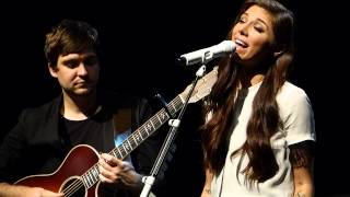 Christina Perri - Penguin live the Ritz, Manchester 22-11-14