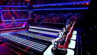 "Alexandre Casimiro - ""Roadhouse Blues"" The Doors - The Voice Portugal - Provas Cegas - Season 2"