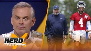 Dallas Cowboys are a cautionary tale, I'm not buying slimmed-down Big Ben — Colin | NFL | THE HERD