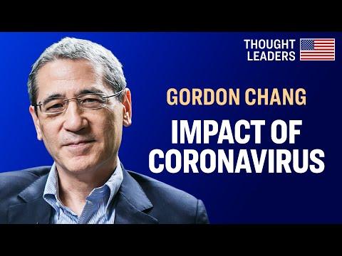 Gordon Chang: Coronavirus in China, its Economic Impact & Chinese Influence Operations! - Great Video
