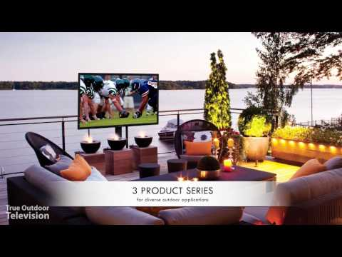 SunBriteTV Outdoor Series Features
