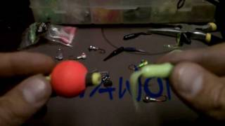 How to rig a Crappie Jig - Fish Stalker Slab Tail