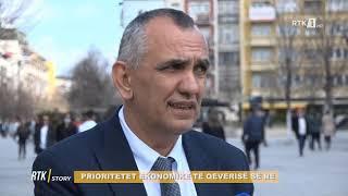 RTK Story - Prioritetet ekonomike të qeverisë së re 08.04.2021