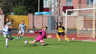 Футбол. «Поділля» - «Буковина»: два пенальті, п'ять голів (ФОТО + ВІДЕО)