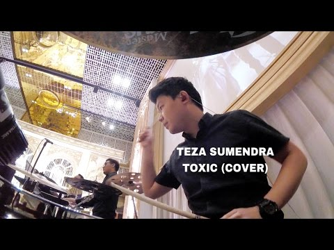 Teza Sumendra - Toxic Cover (Drum Cam) By Martin Djong Mp3