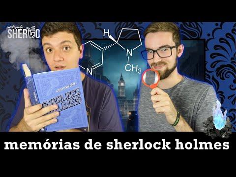 MEMÓRIAS DE SHERLOCK HOLMES: MELHORES CONTOS & SURRA DE CIÊNCIA | #InvestigandoSherlock
