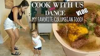 COOK WITH US | COLOMBIAN FOOD | KIKI DO YOU LOVE ME? #DOTHESHIGGY