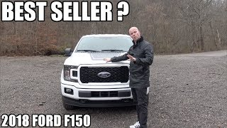 Here's why the Ford F150 is the BEST selling truck in America! (40 years straight)
