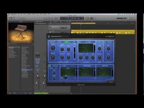 Logic Pro X tutorials – Intro to Logic Pro X