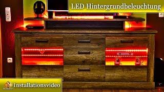 Lightglass - Glasboden mit LED Hintergrundbeleuchtung einbauen.