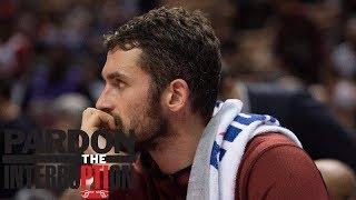Is Kevin Love the problem for the Cavs?   Pardon The Interruption   ESPN