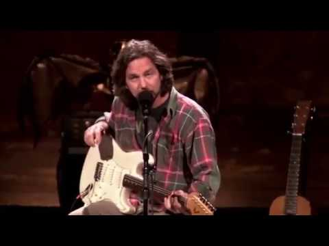 Sometimes - Water on the Road - Eddie Vedder