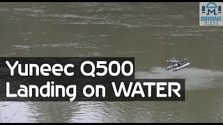 Yuneec Q500 4K On Water