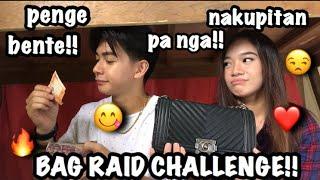 BAG RAID WITH BABE! (kinupitan Ko Ng Bente!) | MaryRoi
