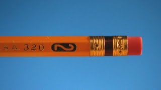 Why the pencil is perfect | Small Thing Big Idea, a TED series