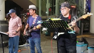 直播July19, Fri@8號碼頭Ah Lam & his band ~ d hui