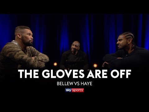 gloves are off tony bellew vs david haye      the rematch