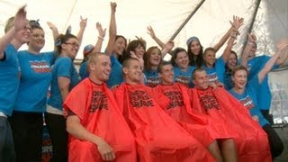 World's Greatest Shave   Adelaide Crows