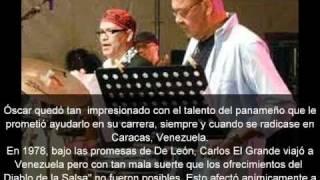 FUIMOS AMIGOS : LA SALSA MAYOR /CARLOS EL GRANDE edid by camicam produccion