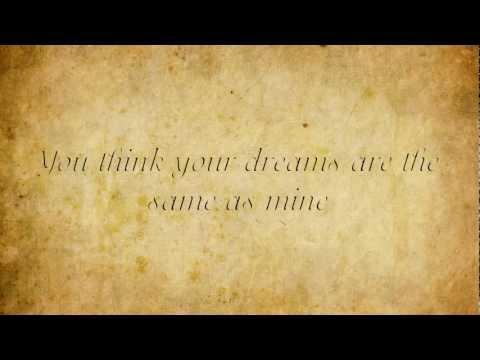 The Civil Wars - Poison & Wine (Lyric Video)