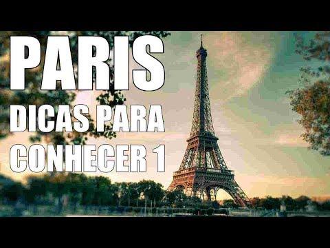 DICAS PARA CONHECER O MELHOR DE PARIS   LEITURAS #12