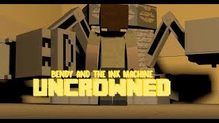 [Animace] Uncrowned - Bendy And The Ink Machine - CG5