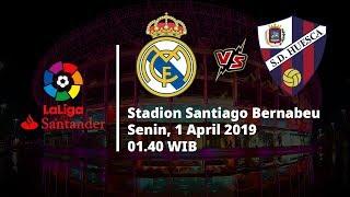 Video Live Streaming dan Jadwal Laga Real Madrid Vs Huesca di HP via MAXStream beIn Sport
