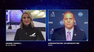 NS-13 Full Interview With NASA Administrator Jim Bridenstine