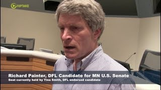 Painter Wants Debates, Not TV Ads, In Race With Sen. Smith