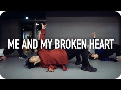 Me And My Broken Heart Rixton Koosung Jung Choreography