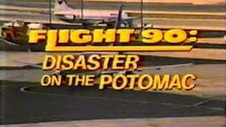 Flight 90: Disaster On The Potomac (Full 1984 TV Movie)
