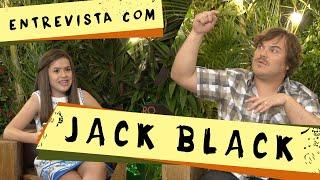Maisa entrevista Jack Black - NheNheNhem