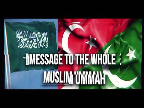 Pesan Untuk Umat Islam