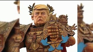 Here's what the GIANT God Emperor Trump REALLY Means!!!