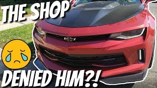This V6 2LT Camaro Gets NEW MBRP EXHAUST! But...