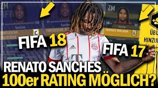 SANCHES 99er OVERALL RATING IM KARRIEREMODUS!? | FIFA 18 BAYERN KARRIERE DEUTSCH