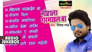 Hd Ritesh Pandey Mohalla Garmail Ba Bhojpuri Songs 2016 New