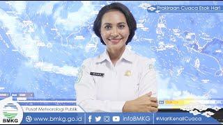 Peringatan Dini Cuaca BMKG Hari Ini Rabu 9 Juni 2021: 15 Wilayah Berpotensi Cuaca Ekstrem