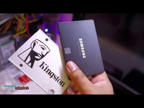 Samsung 860 EVO SSD VS Kingston UV400 SSD Which one is faster and which one should you buy