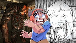 DO THESE GAMES STILL SCARE TF OUT OF ME? LET'S SEE!
