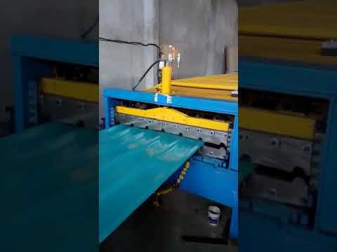 Corrugated Sheets Making Machine