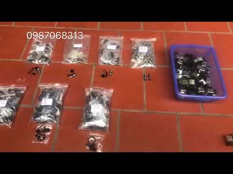 Video 246 rơ le đề  và cúp ben dầu trên và dưới