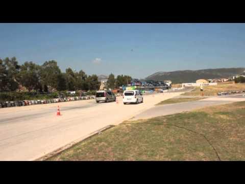 Fiat  Doblo Минивен класса M - тест-драйв 3