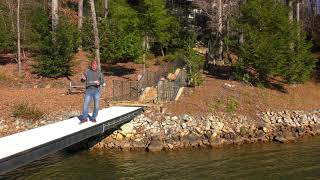 Lake Keowee Real Estate Video Update December 2018 Mike Matt Roach Top Guns Realty